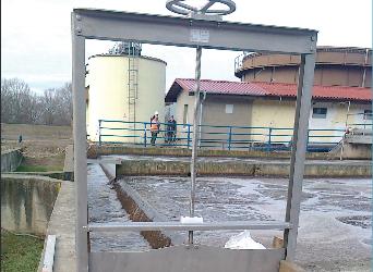 Rekonštrukcia Mestskej ČOV Hlohovec