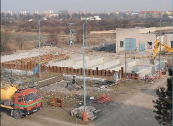 Rekonštrukcia a intenzifikácia ČOV Holíč