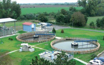 Povodie Váhu a Dunaja – odvedenie a čistenie odpadových vôd a zásobovanie pitnou vodou – Aglomerácia Galanta